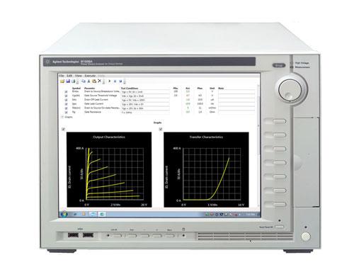 Keysight B1506A Power Device Analyzer/Curve Tracer