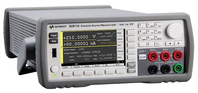 Keysight B2901A Precision Source/Measure Unit
