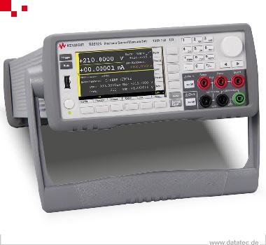 Keysight B2902A Precision Source Measure Unit