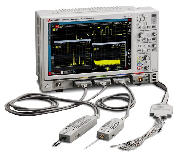 Keysight Cx1102A Dual Channel,