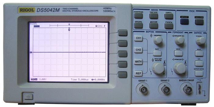 Rigol Ds5042M Ds5000 Series Digital Oscilloscope