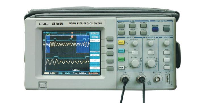 Rigol Ds5062M Ds5000 Series Digital Oscilloscope