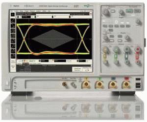 Keysight Dsa91304A Infiniium High Performance Oscilloscope: 13Ghz