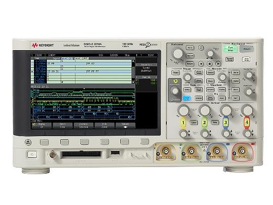 Keysight Dsox3014A Oscilloscope