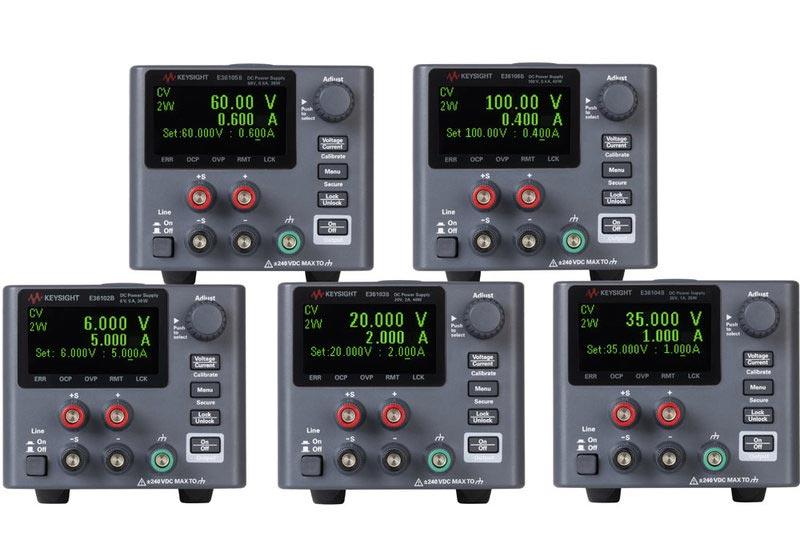 Keysight E36103B Dc Power Supply