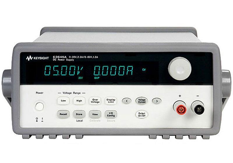 Agilent E3642A Power Supply