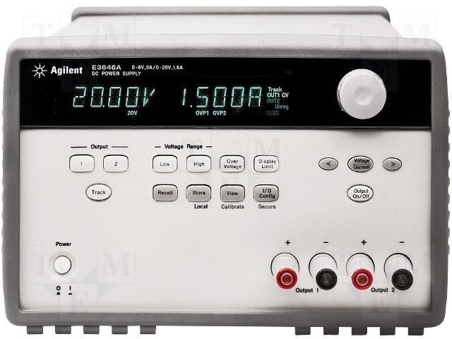 Keysight E3647A Power Supply