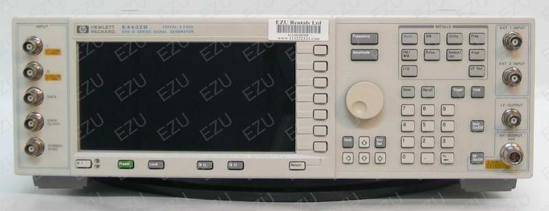 Agilent E4432B Esg-D Series Signal Generator 250Khz.. - 3.0 Ghz