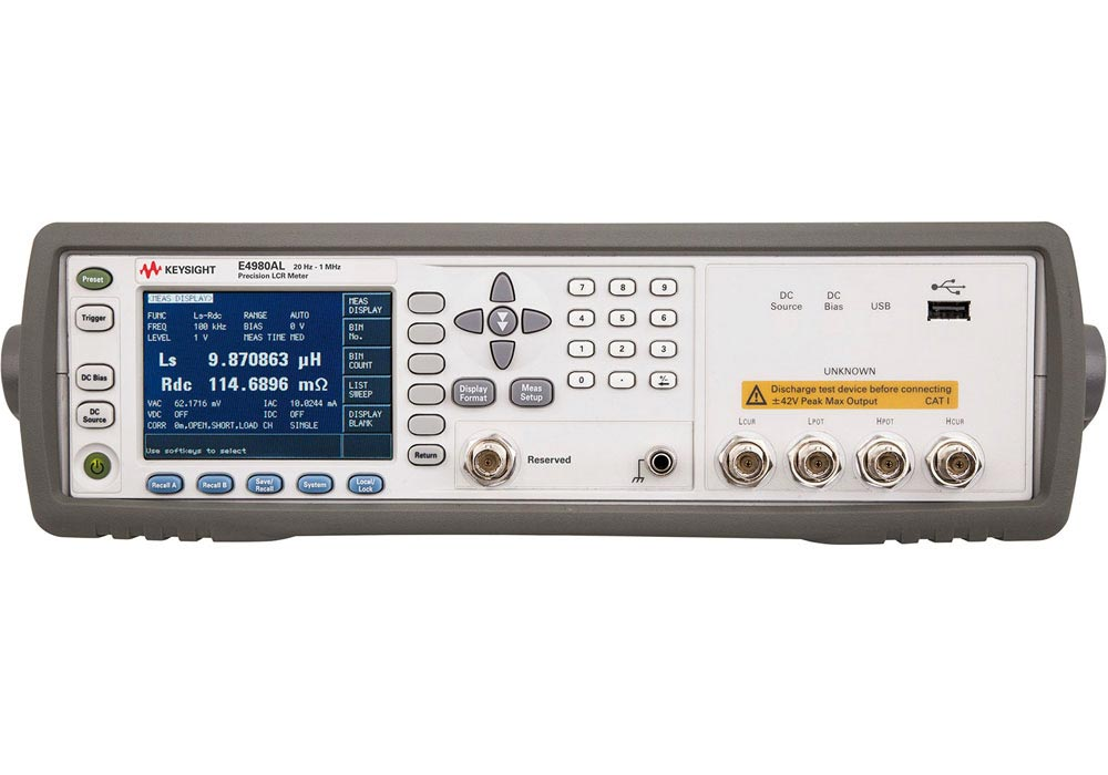 Keysight E4980Al-201 Handler Interface