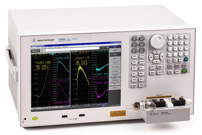 Keysight E4990A Impedance Analyzer