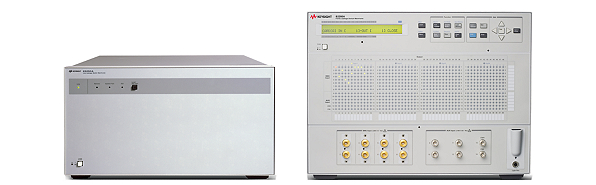Keysight E5250A Low-Leakage Switch Mainframe