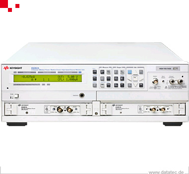 Keysight E5263A 2 Channel Iv Analyzer / Source Monitor Unit (High Power Smu