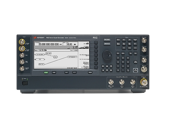 Keysight E8267D Psg Vector Signal Generator, Up To 44 Ghz