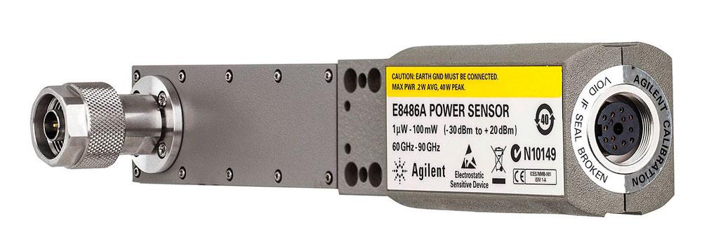 Keysight E8486A Waveguide Power Sensor
