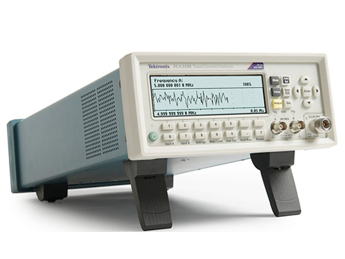 Tektronix Fca3000 Frequency Analyzer