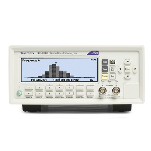 Tektronix Fca3003 Frequency Counter