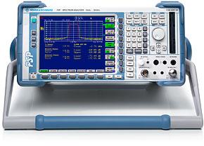 Rohde & Schwarz Fsp Spectrum Analyzer