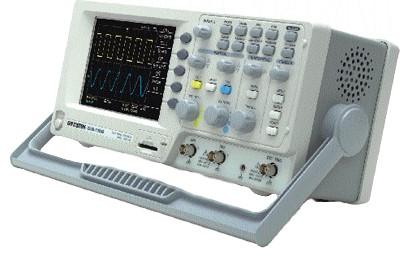 Gw Instek Gds-1042 40Mhz, 2 Ch, 250 Msa/S Digital Oscilloscope