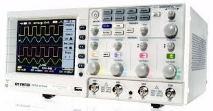 Gw Instek Gds-2204 200Mhz, 1Gs/S, 4 Ch, Rs-232/Usb Color Digital Oscilloscope