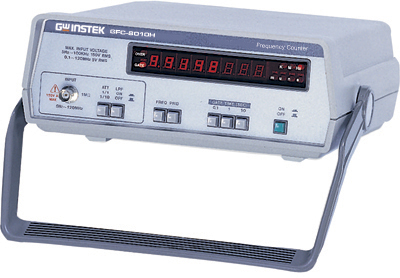 Gw Instek Gfc-8010H 120 Mhz, Digital Frequency Counter