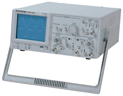 Gw Instek Gos-620 20Mhz, 2 Ch,Oscilloscope