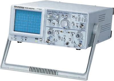 Gw Instek Gos-620Fg 20 Mhz Oscilloscope (W/1 Mhz Function Generator)