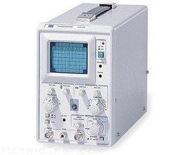 Gw Instek Gos-626G 20 Mhz Cursor Readout Oscilloscope