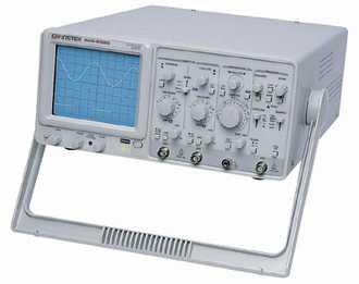 Gw Instek Gos-652G 50 Mhz Oscilloscope