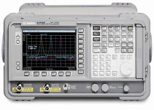 Agilent E4411B Spectrum Analyzer, 9 Khz To 1.5 Ghz (75-Ohm)