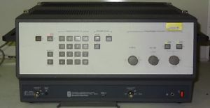 Wandel And Goltermann  150 Mhz Spectrum/Network Analyzer