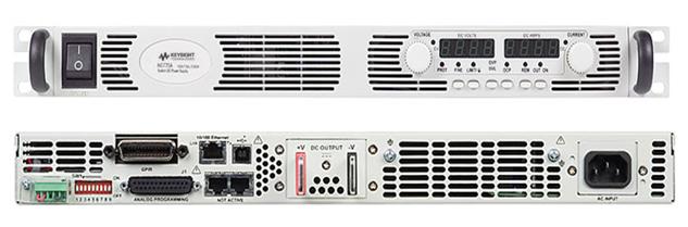 Keysight N5741A Dc System Power Supply, 6V, 100A, 600W