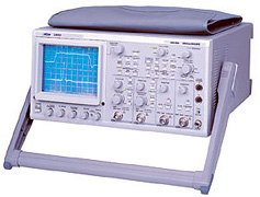 Teledyne Lecroy La302 100 Mhz 3 Ch Analog Oscilloscope