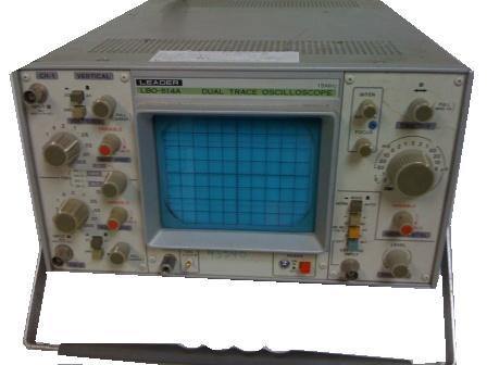 Leader Electronics Lbo-514A Oscilloscopes