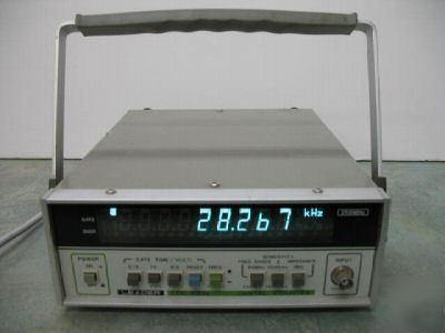 Leader Electronics Ldc823S Counters/Timers