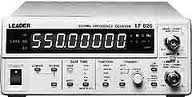Leader Electronics Lf 827 1.3 Ghz Frequency Counter