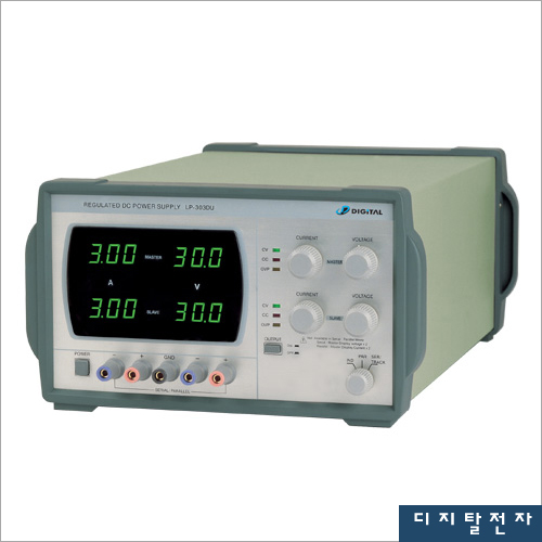 Digital Electronics Lp-3010 0~30V/0~10A Variable, Single Output, Linear Dc Power Supply,