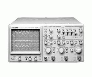 Leader Electronics Ls8105A Analog Oscilloscope