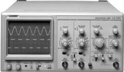 Leader Electronics Ls 8022 20Mhz 2 Ch Oscilloscope