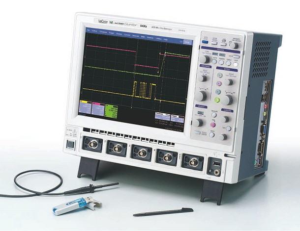 Teledyne Lecroy Wavesurfer 24Xs Wavesurfer 24Xs 200 Mhz, 4 Channel, Digital Oscilloscope - W