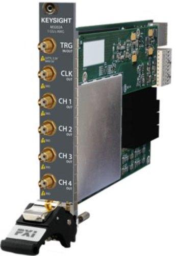 Keysight M3202A Pxie Arbitrary Waveform Generator