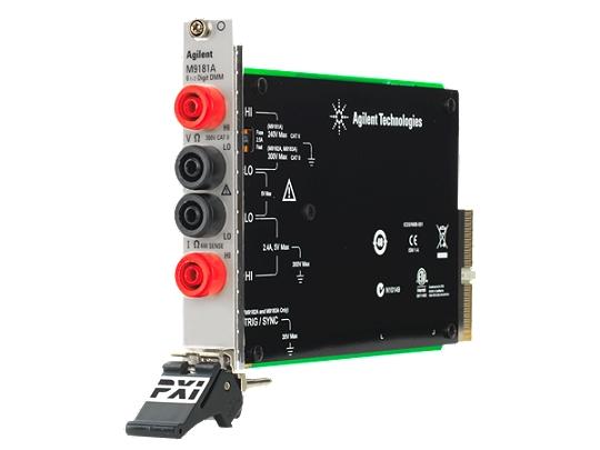 Keysight M9181A Pxi Digital Multimeter