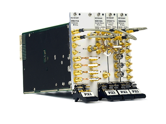 Keysight M9381A Pxie Vector Signal Generator: 1 Mhz To 3 Ghz Or 6 Ghz
