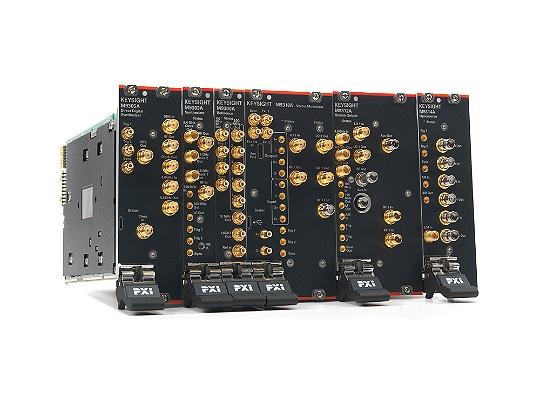 Keysight M9383A Pxie Microwave Signal Generator, 1 Mhz To 44 Ghz