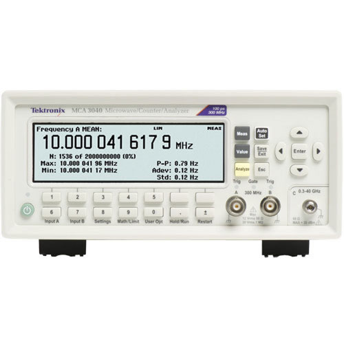 Tektronix Mca3027 Frequency Counter
