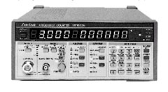 Anritsu  0.1 Mhz To 1 Ghz Frequency Counter