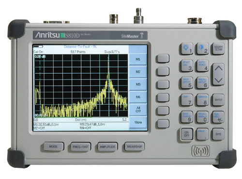 Anritsu Ms9702A Standard-Type - Optical Unit