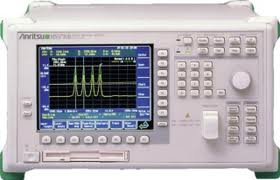 Anritsu Ms9710B 0.6 To 1.75Um Optical Spectrum Analyzer