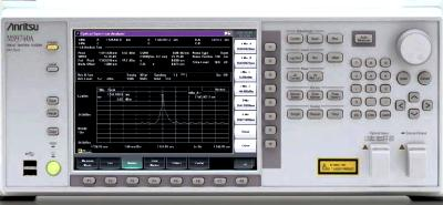 Anritsu Ms9740A 600 To 1750 Nm Optical Spectrum Analyzer