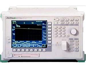 Anritsu Ms9780A Optical Spectrum Analyzer 600 To 1750 Nm