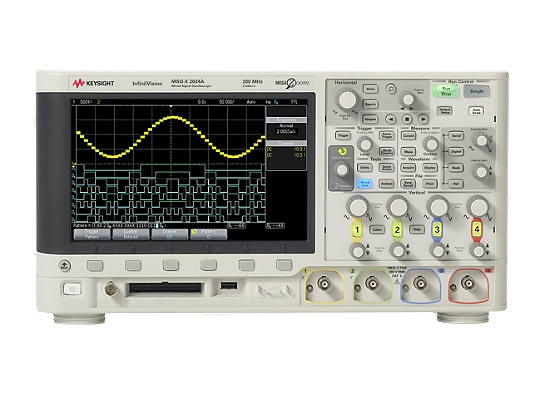 Keysight Msox2014A Oscilloscope
